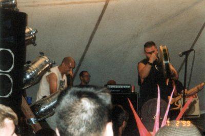 Ballydowse cornerstone 1999 1