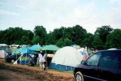 Campground cornerstone 2000 12