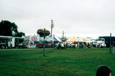 Campground cornerstone 2000 15