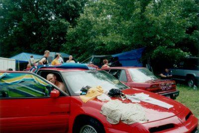 Campground cornerstone 2000 6