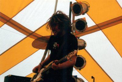 Cornerstone 2002: Jason's Diary, July 6