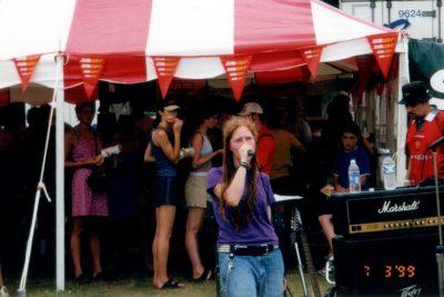 Eric and the Reds @ Cornerstone 1999 2