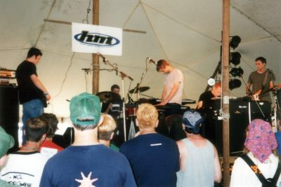 Cornerstone 1999: Jason's Diary, July 2
