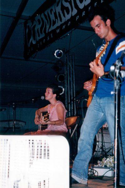 Rosie Thomas @ Cornerstone 2002 2