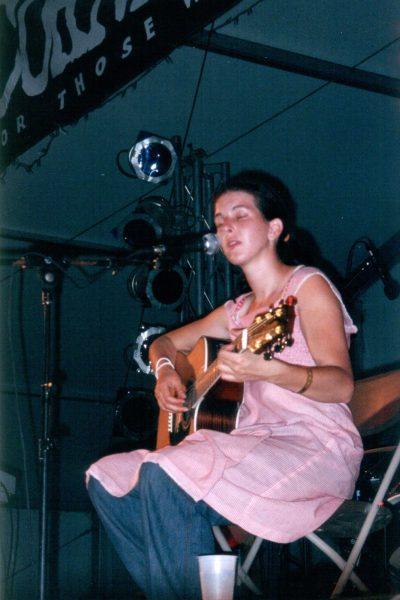 Rosie Thomas @ Cornerstone 2002 3