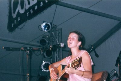 Rosie Thomas @ Cornerstone 2002 4