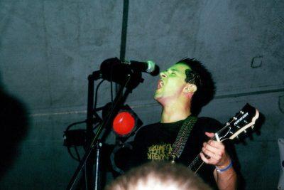 Cornerstone 2000: Jason's Diary, July 8