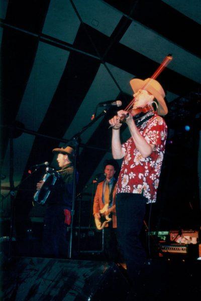 The Urban Hillbilly Quartet @ Cornerstone 2002 1