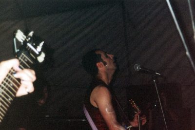 The Violet Burning @ Cornerstone 2000 1