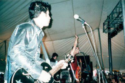 The Violet Burning @ Cornerstone 2000 2