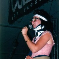 Rosie Thomas @ Cornerstone 2002 1