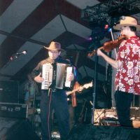 The Urban Hillbilly Quartet @ Cornerstone 2002 3