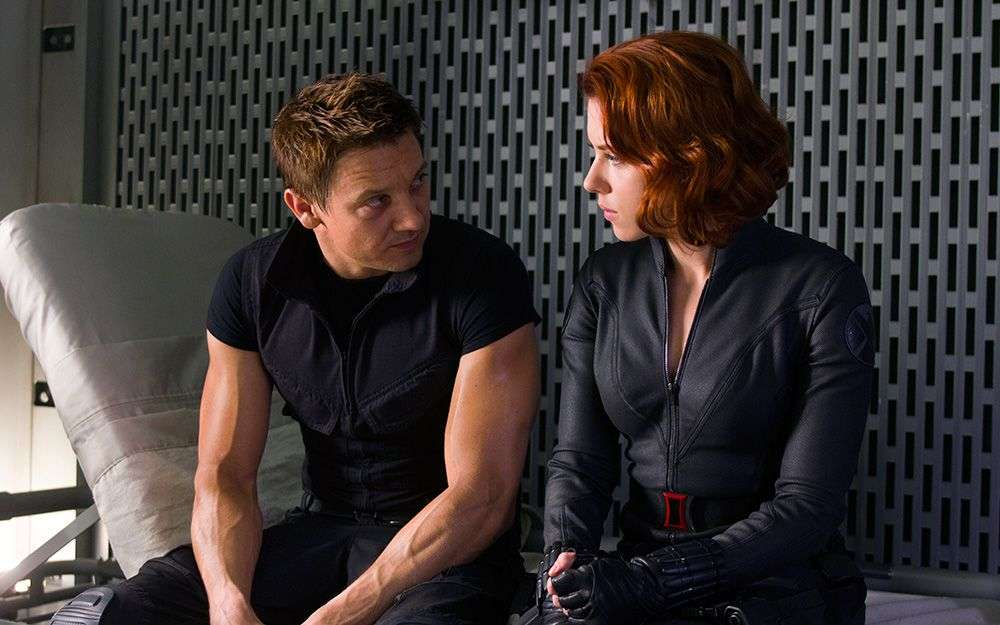 Avengers: Hawkeye & Black Widow