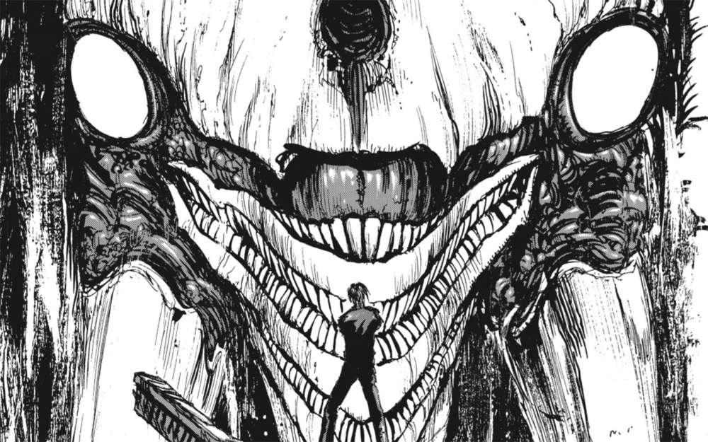 Blame! - Killy vs. Monster