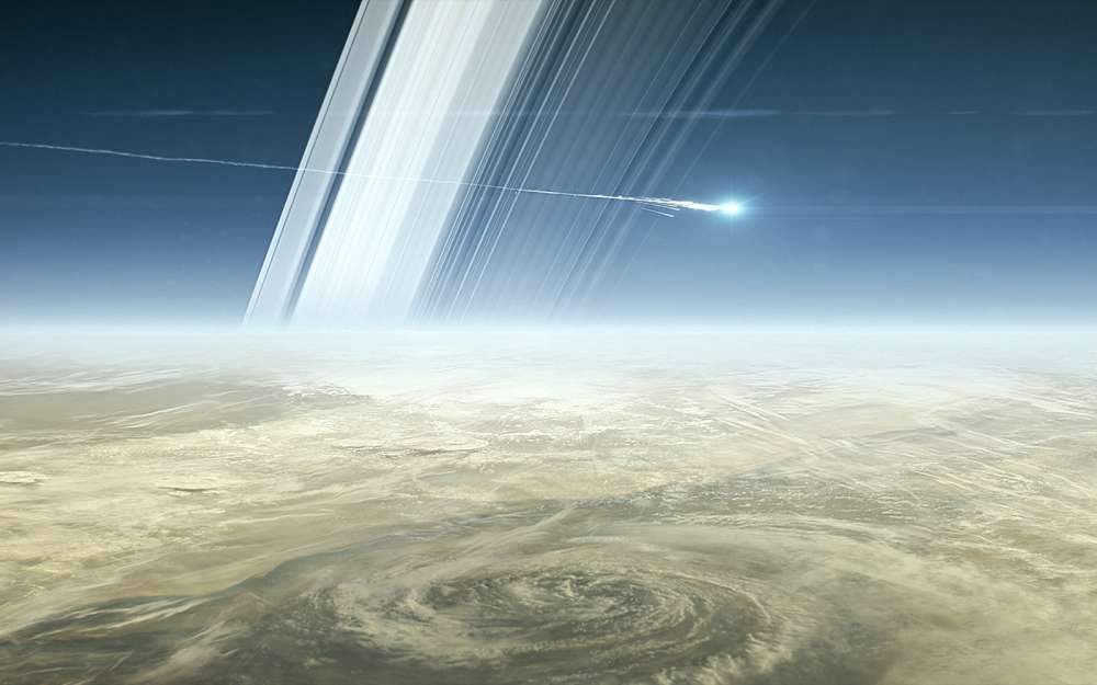 Cassini Retirement