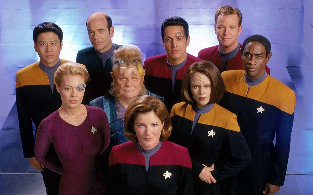 Cast of Star Trek: Voyager