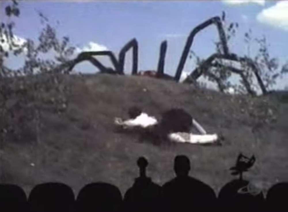 The Giant Spider Invasion - MST3K