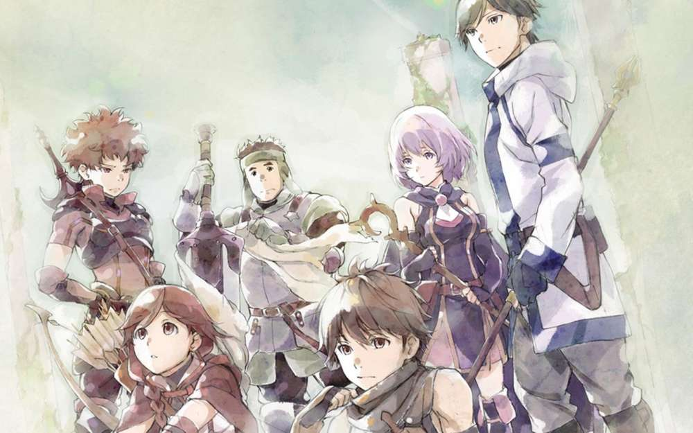 Grimgar of Fantasy and Ash #1