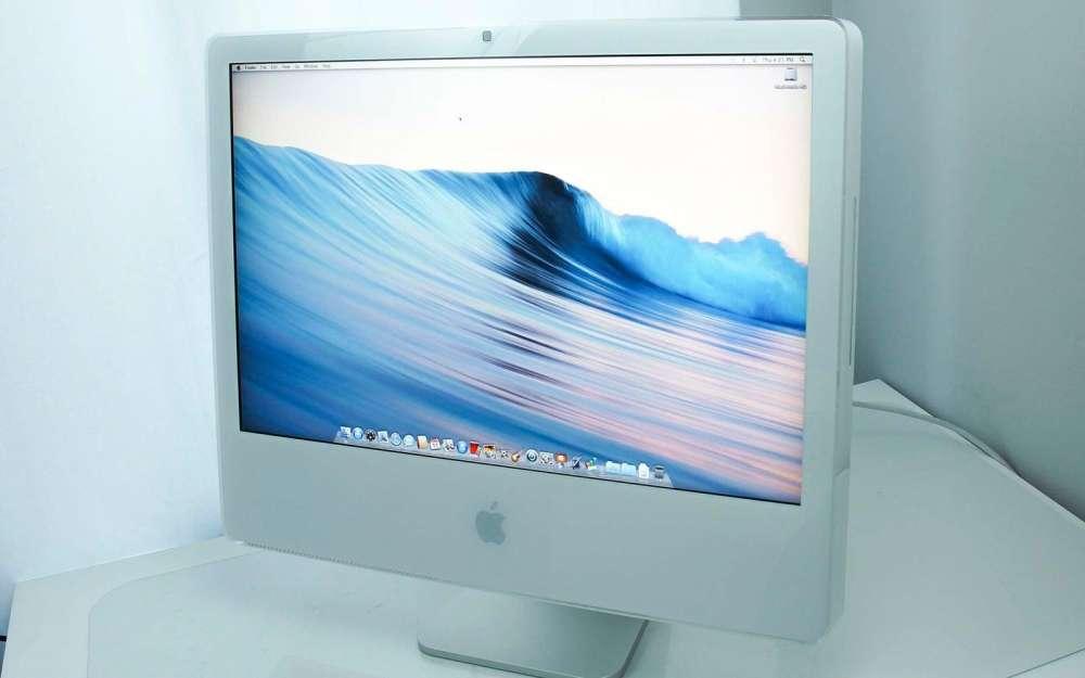 "iMac 24"", 2006 Model"