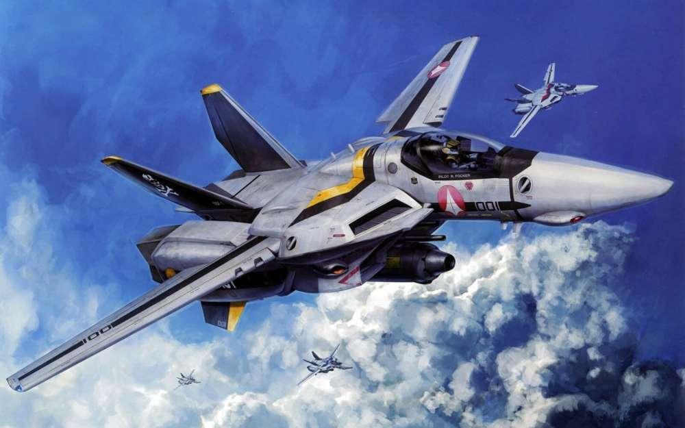 Macross VF-1S