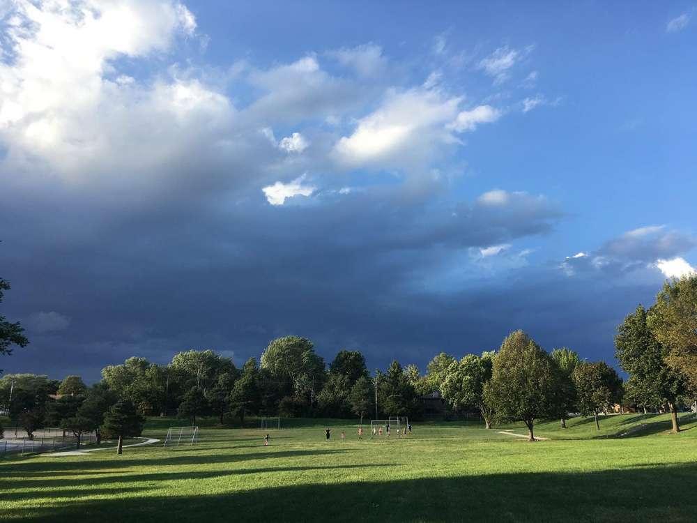 Stormy Practice