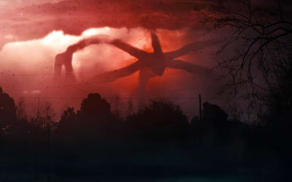Stranger Things Season 2 Monster