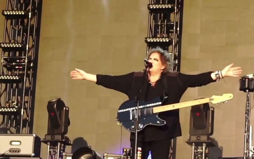 The Cure at Hyde Park