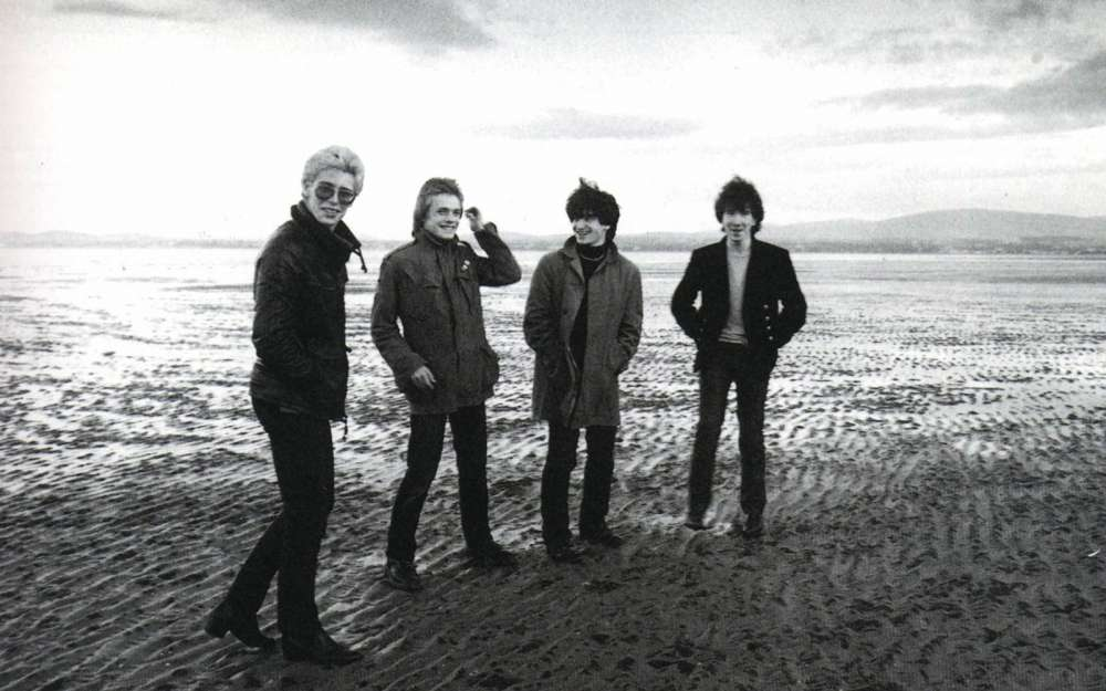 U2, circa 1981