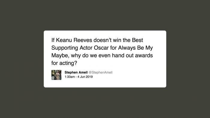Stephen Amell tweet 1135796789812948992