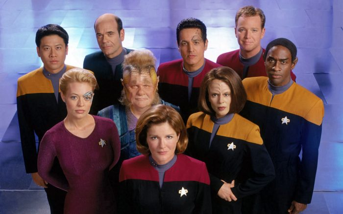 Cast of Star Trek: Voyager