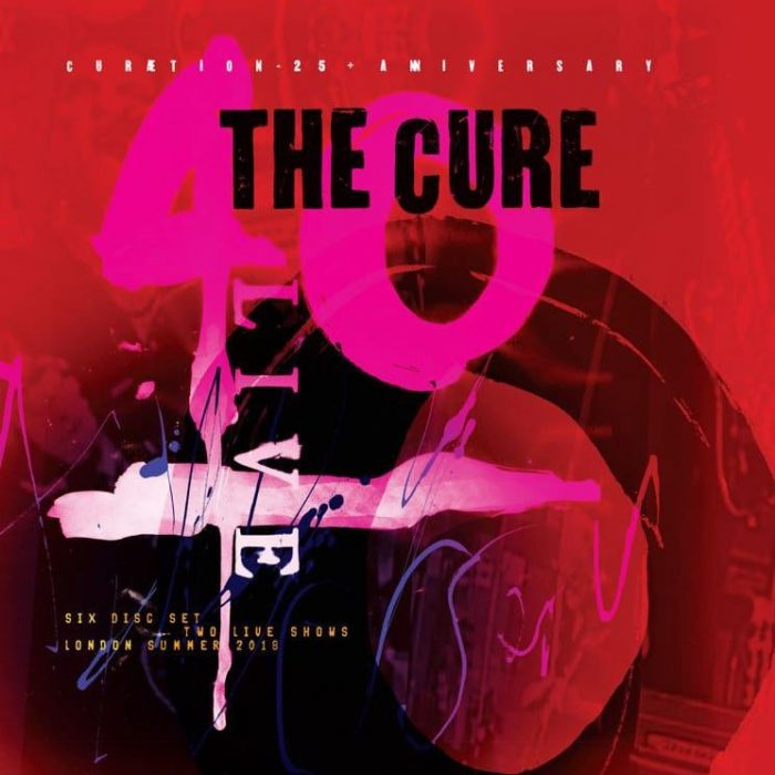 The Cure's 40 Live
