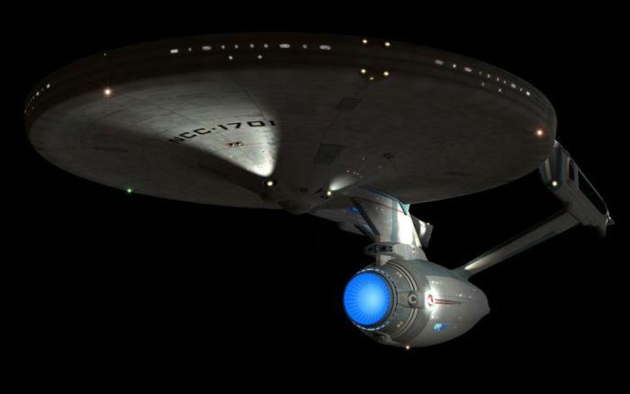 Enterprise NCC-1701
