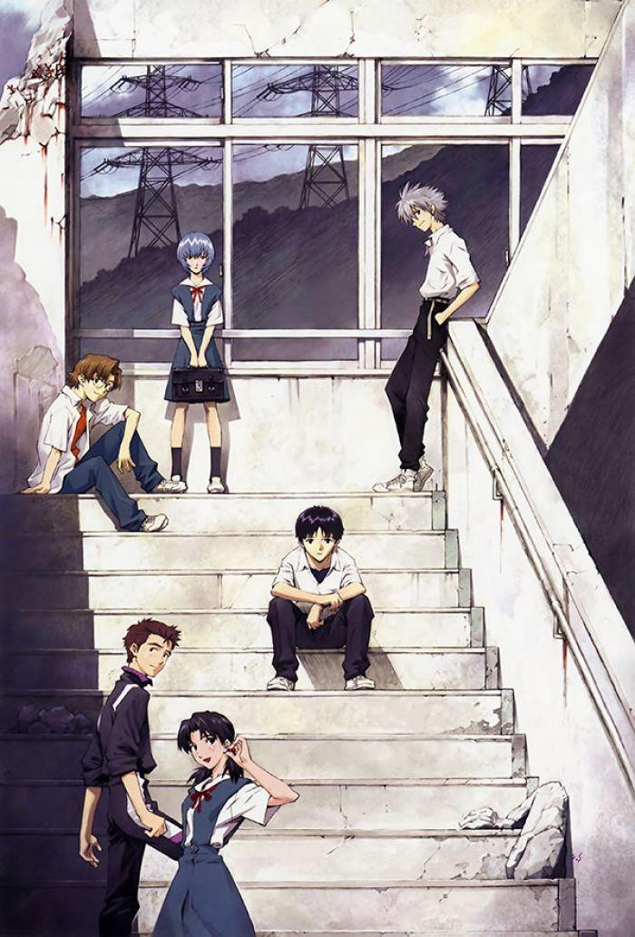 Rebuild of Evangelion Poster