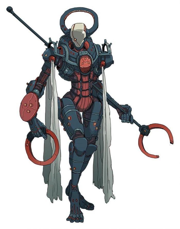 Lancer - Black Witch