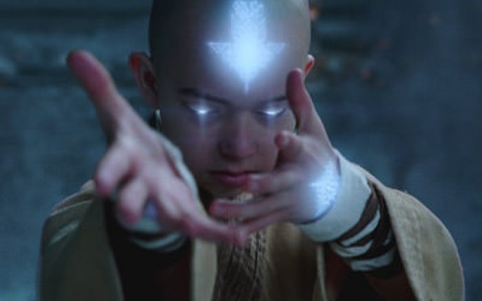 The Last Airbender, Avatar State