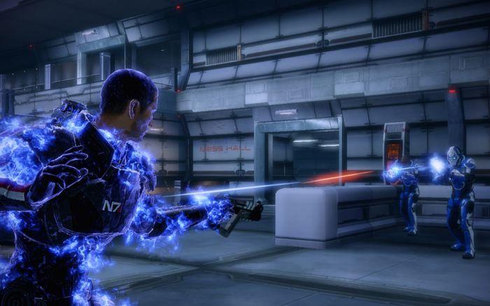 Mass Effect 2, Vanguard