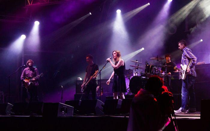 Slowdive at Primavera Sound 2014