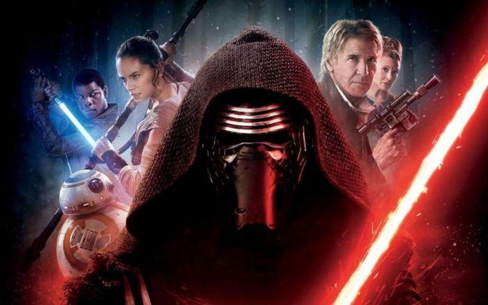 Star Wars 7 Force Awakens Poster International