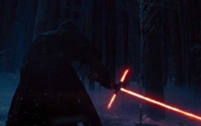 Star Wars, Episode 7 Lightsaber