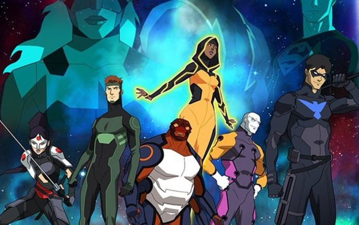 Young Justice Season 3 Cast