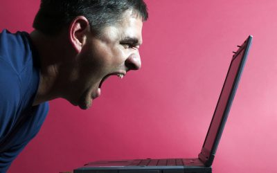 Angry Computer Guy