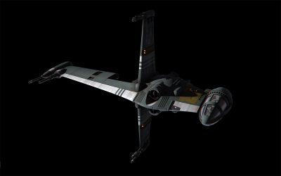 Imagining the Next Generation of Star Wars' B-Wing Fighters