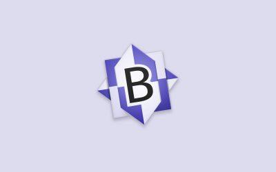 BBEdit 8.2.6, or I Knew I Wasn't Smoking Crack