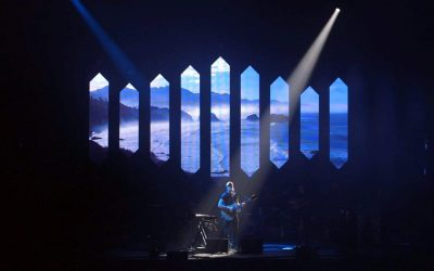 Watch Sufjan Stevens' Live Performance of Carrie & Lowell