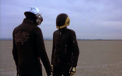 Daft Punk Bid Farewell