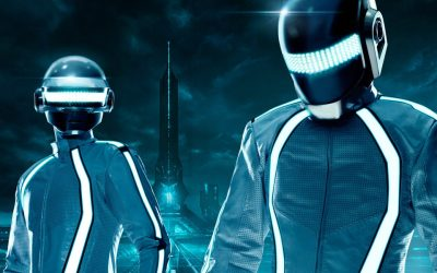 """Definitive Daft Punk"" by The Man in Blue"