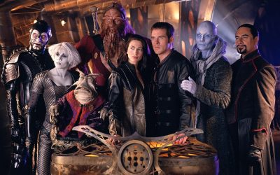 Farscape and a Wedding