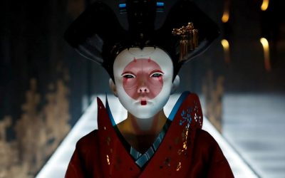 Listen to HKE's Awesome (Though Sadly Rejected) Song for the <em>Ghost in the Shell</em> Trailer