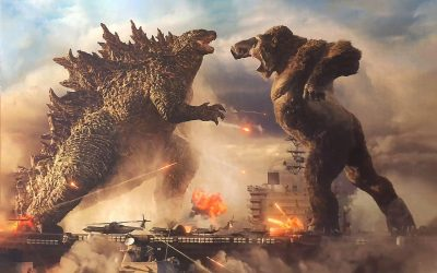 Godzilla vs. Kong's Trailer Gives Us a Taste of the Monster Smackdown We've All Been Waiting For