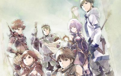The Beautiful World of Grimgar of Fantasy and Ash